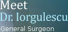 Dr.Dragos Iorgulescu General Surgeon, Adelaide Australia